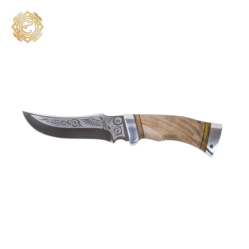 """Нож с символом рода """"Аргын"""""""