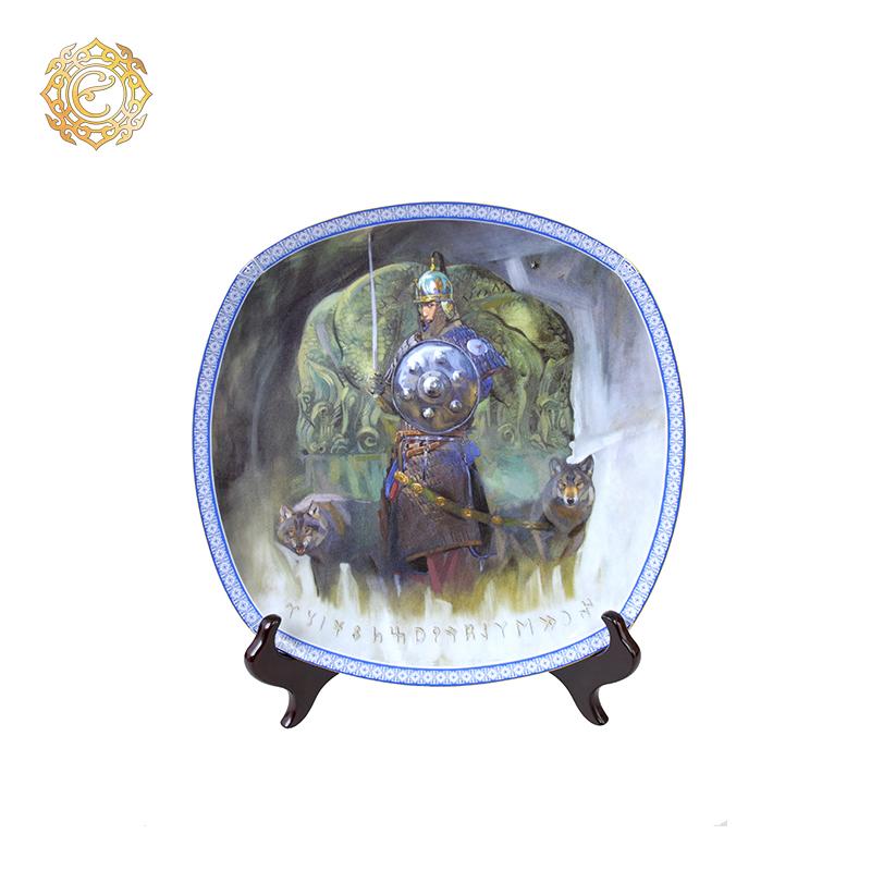 Декоративная тарелка «Ашина»