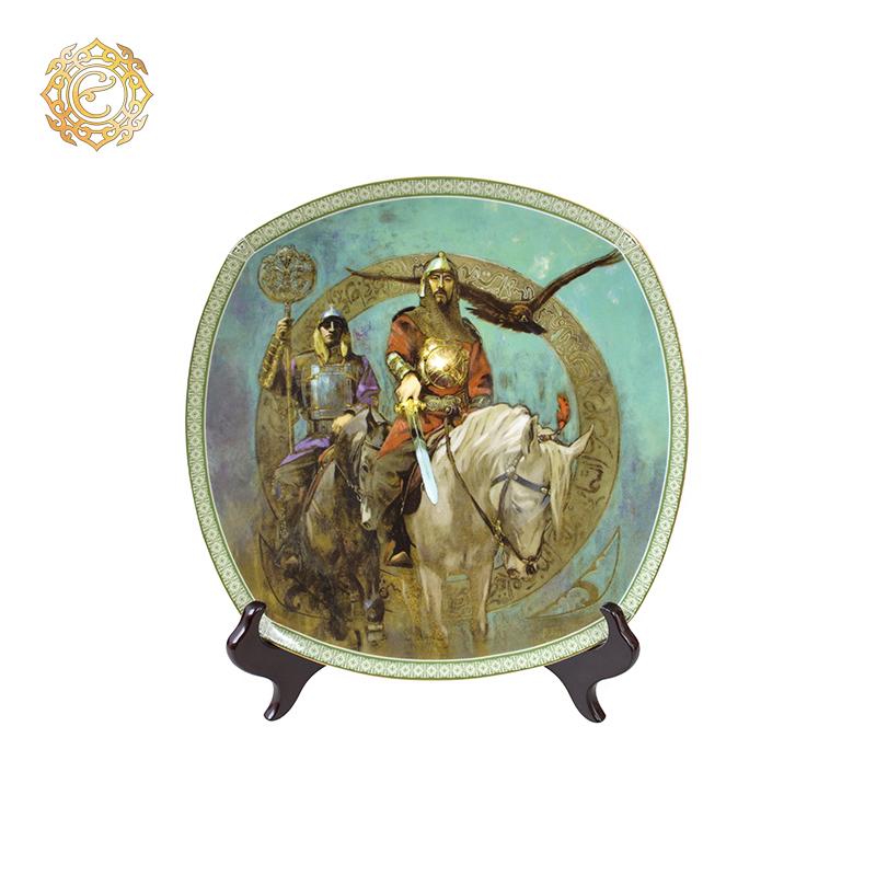 Декоративная тарелка «Сардар»