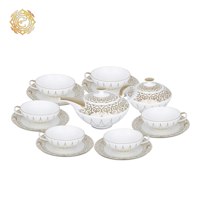Чайный сервиз «Салтанат» на 6 персон