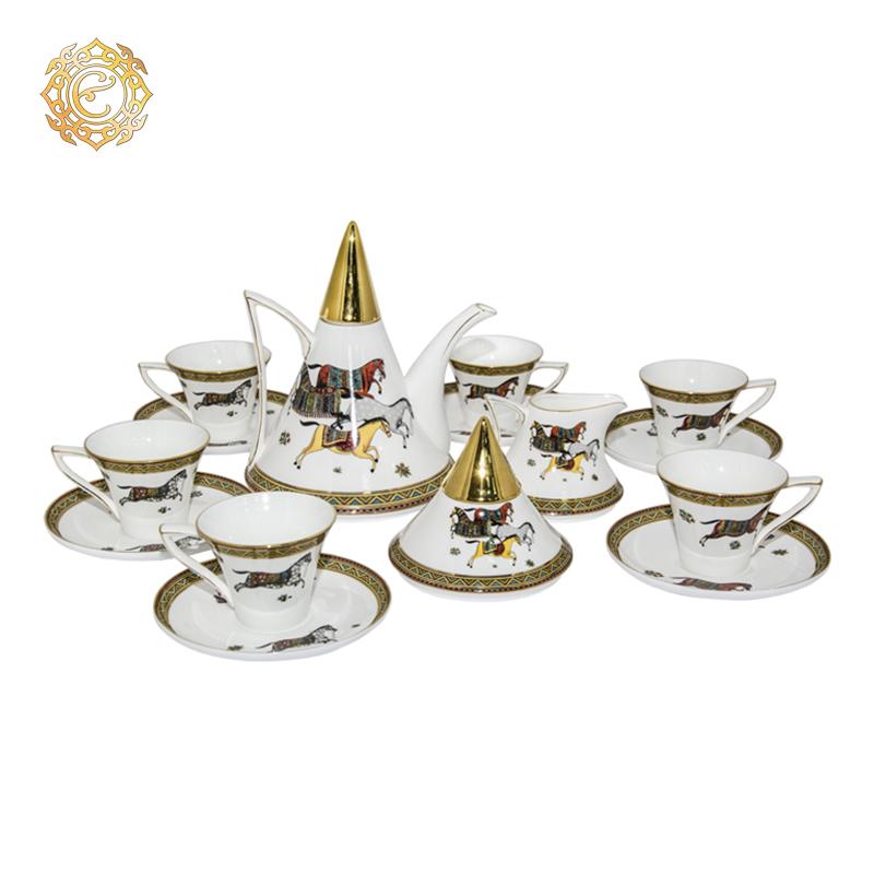 Чайный сервиз «Алтын-Арашан»