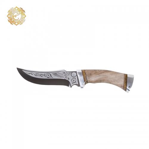 "Нож с символом рода ""Дулат"""