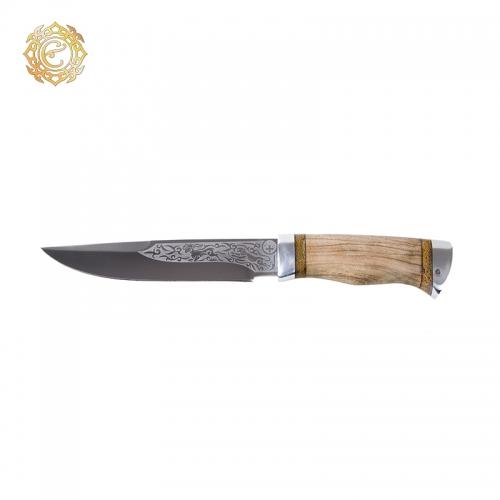 """Нож с символом рода """"Керей"""""""