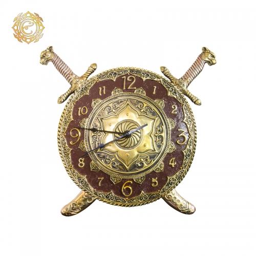 Декоративные настенные часы «Қалқан»
