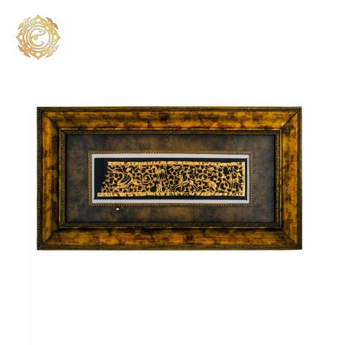 Декоративное панно «Диадема жрицы»